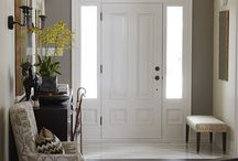 Entry & Mudroom / by Jamie Sila