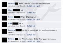 Facebook/WhattsApp/SMS