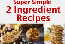 2 ingredient recipes