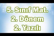matematik 5.sınıf