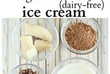 Gezonde ijsjes