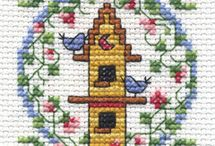 Cross Stitch Love/ Kanaviçe Aşkı / Cross stitch , kanaviçe , çarpı işi , etamin , punto Cruz