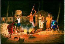 Goan artists