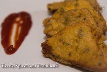 Bread Pakora/bread Fritter / Recipe of bread Pakora