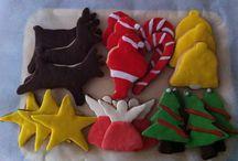 Galletas Navideñas / http://www.unrinconmuydulce.com/2012/12/25/galletas-navidenas/