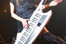 Ayame / Matenrou opera  Keyboard :3