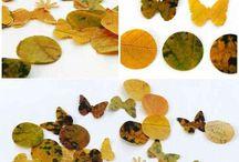 Blätterstanze