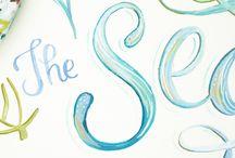 lettering tutorials