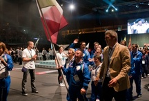 Special Olympics 2012 a Vilanova i la Geltrú