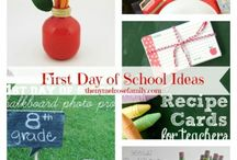 First day of school / by ARI ALSDE