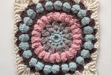 Háčkování Granny Squares (Crochet Granny Squares)