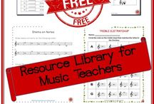 Music Worksheets - Misc