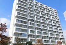 ヴィンテージマンション 品川区 / vintage apartment 品川区の古きよきマンションたち