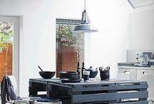 Muebles hechos con palets III