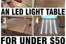 DIY LED- belysning
