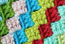 Crochet: clothing and doll stuff