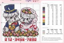Вышиваю крестиком -схемы / схемы для вышивки крестиком