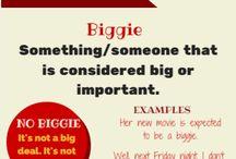 English Idioms&Slang