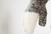 guanti lana