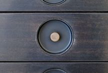 Joinery Details / Bespoke and vintage joinery