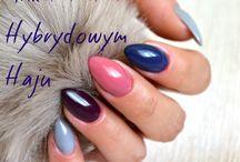 Autumn nails - paznokcie jesienne