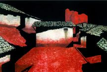 Victor Zubeldia - paintings and drawings