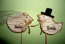 Wedding Ideas / by Allison Linnell
