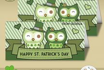 St. Patrick's Day Printables / Cute St. Patrick's Day Printables