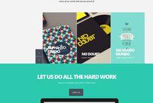 UX/UI Web Design / UX/UI Web Design / by Pablo Serrano