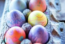 Easter Eggs and Easter Baskets / by Allison Krahenbuhl