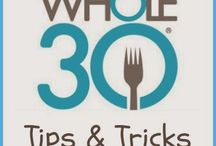 The Whole 30. / Eliminate the foods that don't agree with me. Do my best to follow this NO SUGAR, NO GRAINS, NO DAIRY program. These food mostly don't agree with me and will create a healthier gut, clearer skin, eliminate inflammation, reduce brain fog, create weight loss, improve thyroid function.