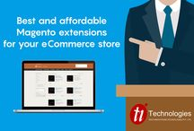 eCommerce Development / Find all tips and contents related with eCommerce development services using Magento, Shopware, Shopify and its best practices