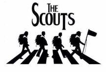 Scouts camiseta