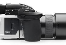 Equipamentos / Equipamentos de fotografia e filmagem.