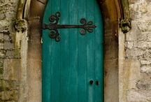 Old doors are my thing <3