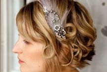 Wedding hair / by Deborah Carver