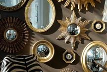 Be Your Own Interior Decorator / Mix&Match -8 / - House in Soho (safavieh) dalla de - Mirrors - Deco&Minerals - Carta da Parati - Industrial - Segno Italiano