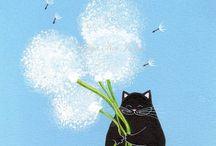 gatos / by Sofia Bianconi