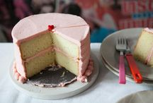 Cakes & Cupcakes / Ovenly: Sweet and Salty Recipes from New York's Most Creative Bakery