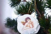 Julpyssel med BC! / Skojigt, sällskapligt och lagom lätt julgranspynt med barnbokstema till BC-granen.