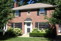 Beautiful historic home near Notre Dame FOR SALE / 1801 Bader Street, South Bend, IN 46617 / by InspiredInMichiana