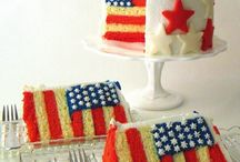 Fourth of July Ideas / by Kara Abrahamsen Lillian Hope Designs