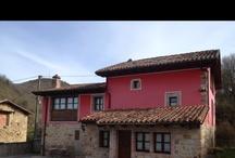 Casas de Aldea Pandesiertos. Roural house.