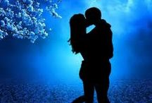 LOVE IN BLUE / Pic in blue with love, for you / by Erwin Pempelfort