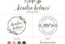 Graphic Design:  Logo / Design & colours