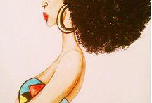 Tress natural hair / by tress brown