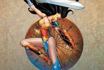 Wonderwoman / by Ashley Law