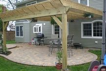 PERGOLA / Ideas to our garden