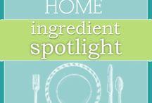 Recipes / by Julie Thomas Brooks