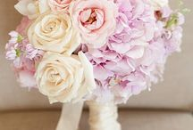 Bridal bouquet  / by Polly Cary